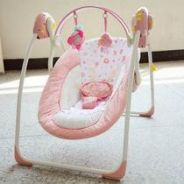 Baby Automatic Electric Portable Swing