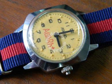 RAKETA WRISTWATCH for the blind