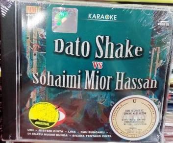VCD Dato Shake vs Sohaimi Mior Hassan Karaoke