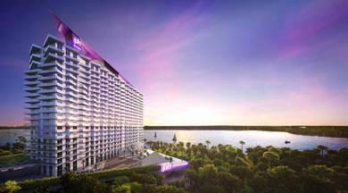 New township 50 acres condominium - Nilai [freehold]