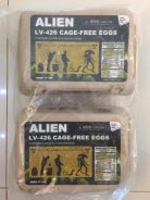 Neca Alien Xenomorph Egg Set in Collectible Carton