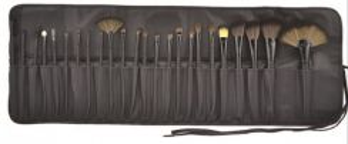 24 pieces Professional Cosmetic Makeup Brush Set