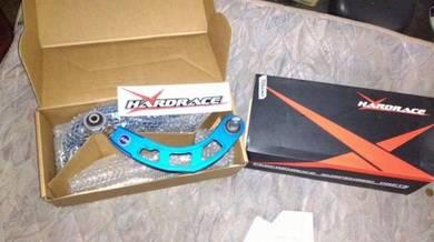 HARDRACE Adjustable rear camber kit Civic FD