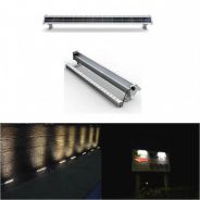 SOLARMO 400 Lumens Solar Signage & Fencing Light