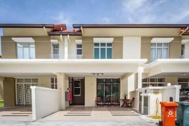 Double storey terrace house, presint 14 putrajaya