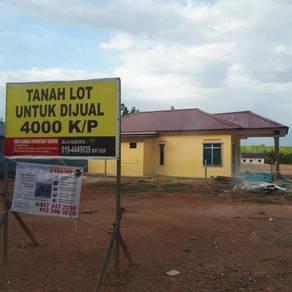 Tanah Lot Murah di Belida Kuala Ketil