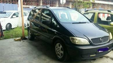 Used Opel Zafira for sale