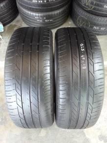 Tayar 225/45/Rim19 Bridgestone.50%