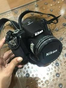 Nikon coolpix p510 tahun 2014