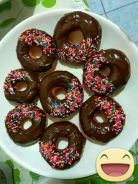 Donut topping