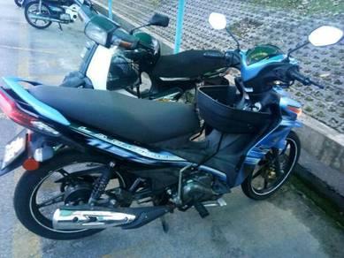 Yamaha Legendary 115 - new design