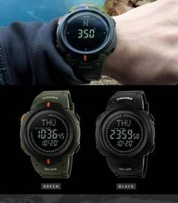 Jam tangan skmei compas elite