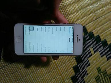 Iphone 5 myset