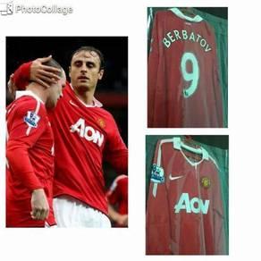 Manchester United Berbatov 9