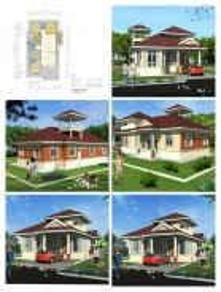 9 unit Banglo Design Moden di Gunong Bachok