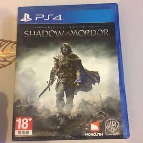 CD PS4 Shadow of mordor