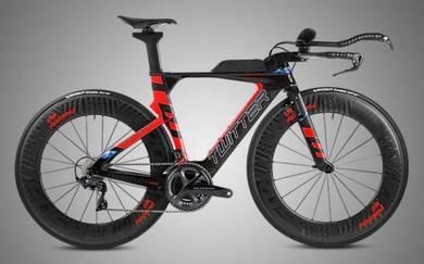 2018 Twitter Phantom TT Triathlon Ultegra R8000