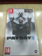 Nintendo switch game PAYDAY2