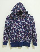 Minnie Mouse Ladies Hoodie by Uniqlo
