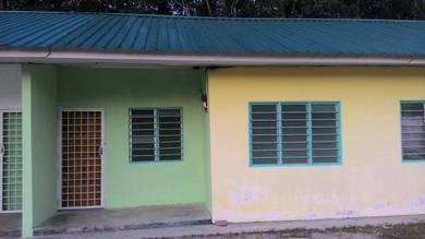 Sewa rumah di tepian sungai - Melaka Tengah