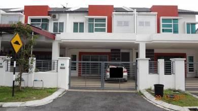 2 tingkat Seri Iskandar Perak dekat Tesco University Petronas Uitm