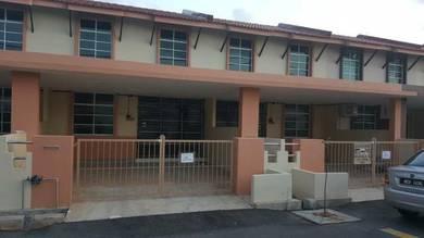 Rumah 2 tingkat, sungai karang, balok untuk disewa