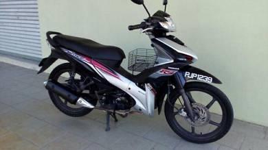 Honda 110cc strter/ 2010