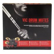 Vic FirthMutePP3, Drum and Cymbal Mutes Pack