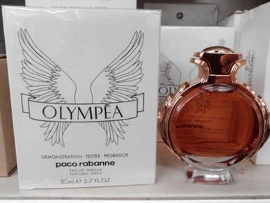 Perfumes tester ori olympea for ladies