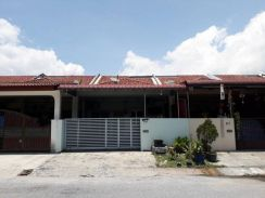 Ipoh Tanjung Rambutan Single sty terrace house