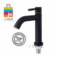 Black Oxide Coated Stainless Steel Basin Tap