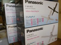 0% GST NEW Panasonic Remote Control CEILING FAN