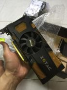 Graphic card ZOTAC GeForce GTX 570 (Fermi)