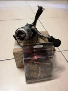 BS2000 Fishing Reel