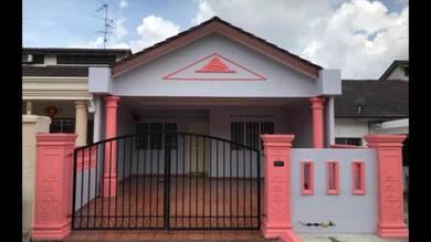 Johor Jaya Single Storey, Bumi Lot Fully Renovated