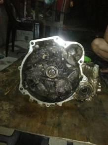gearbox saga