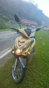 Yamaha ego s 115cc