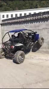 ATV UTV 350cc. Motor new