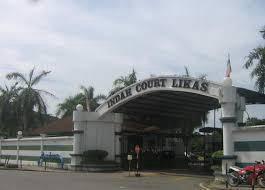 Indah court renovated unit Near qe1 qe2 likas stadium schools