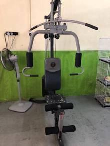 Multiple Workout Machine, PECK DECK