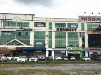 Stutong Indah Ground Floor and 1st Floor Corner Unit Shoplot For Rent