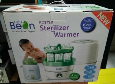Little Bean Milk Bottle Sterilizer and warmer