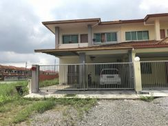 Double Storey Coerner Lot (below bank value price)