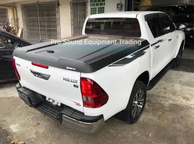Toyota Hilux Revo 45 Degree Aeroklas Deck Cover