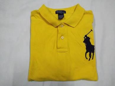 Polo Ralph Lauren Yellow Big Pony M (Kod TS5287)
