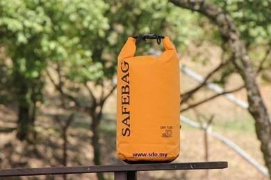 Waterproof dry bag 10l_orange