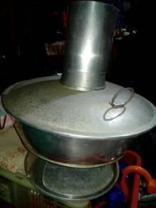 Periuk steam untuk diletgo