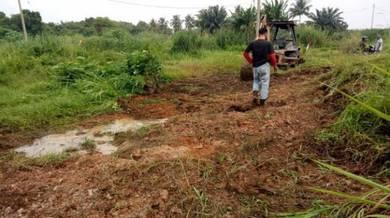 Tanah MCL Tepi Jalan Area Taman Seri Rambai