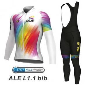 Jersey cycling RB MTB seluar 3suku atau panjang I