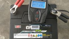 GP Q85 Start Stop 620A EFB Battery - PJ & Penang